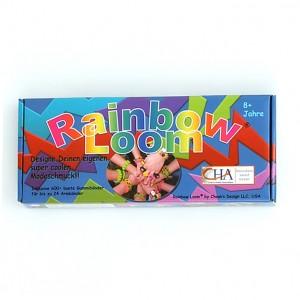 Bekijk de Rainbow Loomkit