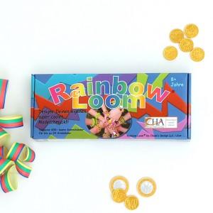 Bekijk de Rainbow Loomkit in de Loommania webshop online