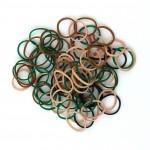 Camouflage elastiekjes van Rainbow Loom kopen in onze Loommania.nl webwinkel