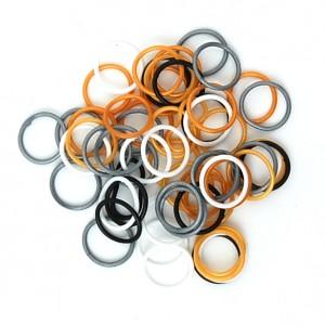Metallic Mix elastiekjes van Rainbow Loom kopen in onze Loommania.nl webwinkel