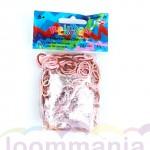 Rainbow Loom elastiekjes opaque huidtinten mix koop je online in de Loommania.nl webshop