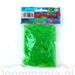 Rainbow Loom elastiekjes limoen groen, lime kopen webshop online