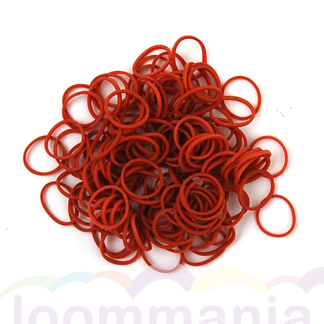 karamel elastiekjes bruin Rainbow Loom webshop online kopen goedkoop