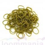 Olijf groene elastiekjes Rainbow Loom webshop online kopen goedkoop