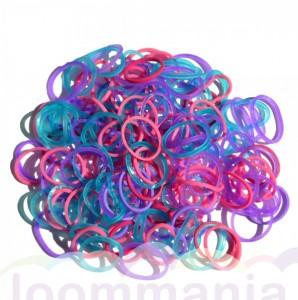 Zeemeermin elastiekjes van Rainbow Loom koop je online bij Loommania.nl
