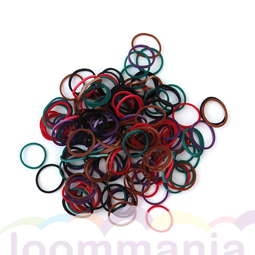 Halloween mix Rainbow Loom elastiekjes kopen bij Loommania webshop
