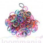 Tiedie mix Rainbow Loom elastiekjes kopen bij Loommania webshop