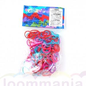 Rainbow Loom zeemeerminmix online kopen webshop loommania goedkoop