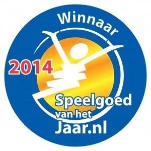 Rainbow Loom starterskit is winnaar van het jaar 2014 in de categorie 10 & 11 jaar.
