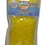 alphaloom elastiekjes geel koop je online bij Loommania webshop in Nederland