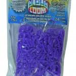 alphaloom elastiekjes lila paars koop je online bij loommania webshop in nederland