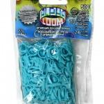 alphaloom elastiekjes turquoise koop je online bij loommania webshop in nederland