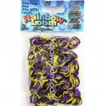 Rainbow Loom viola purple glow elastiekjes online kopen bij Loommania.nl webshop