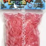 pearl pink elastiekjes van Rainbow Loom te koop bij Loommania webshop online in Nederland